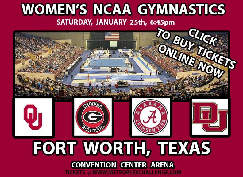 NCAA Meet Flyer